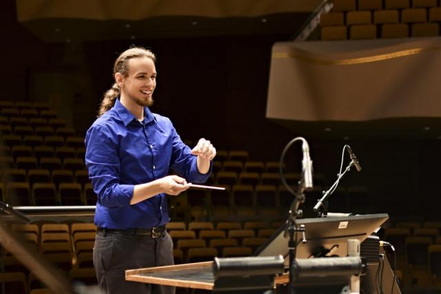 Jeremy Cuebas Conductor
