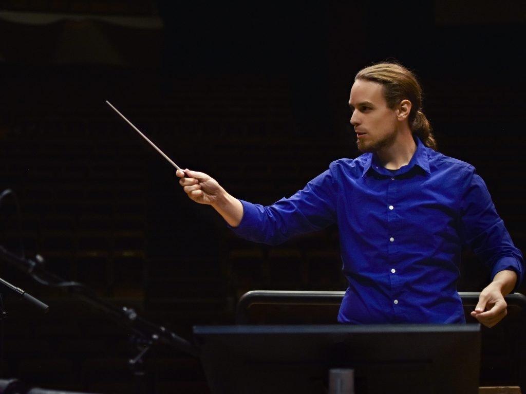 Jeremy Cuebas Conductor Side
